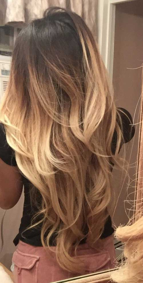 Best Ombre Colored Hairstyles Hairstyles Amp Haircuts 2016