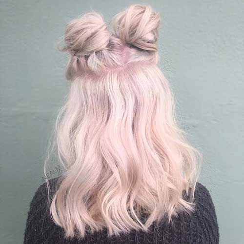 Medium Long Hairstyles-11