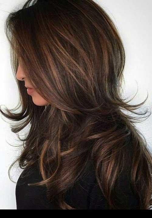 Medium Long Hairstyles-12