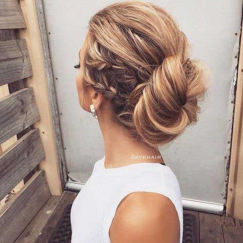 Bun Hairstyles-9