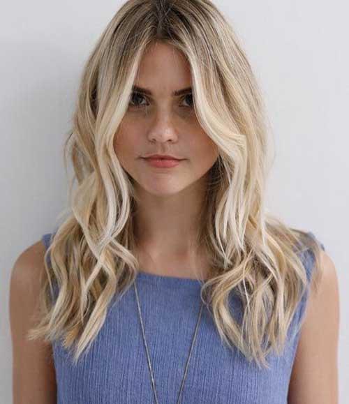Medium Long Hairstyles-9
