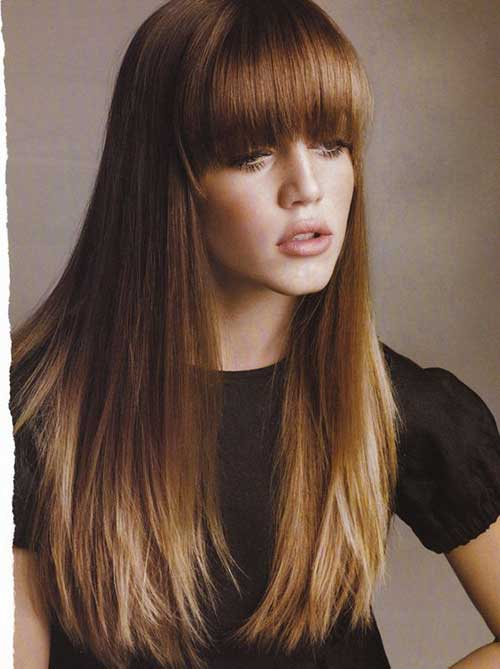 Ombre Color Hairstyles-9