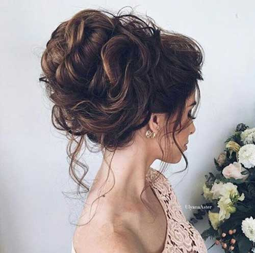 Bun Hair Styles