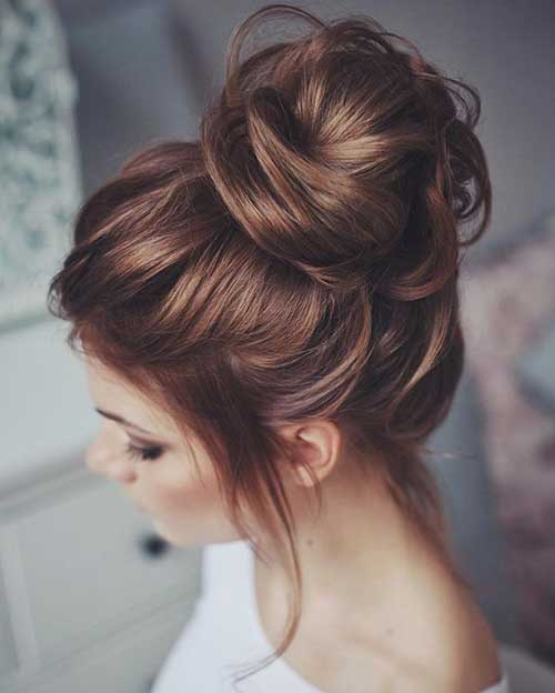 Hair Bun Hairstyles