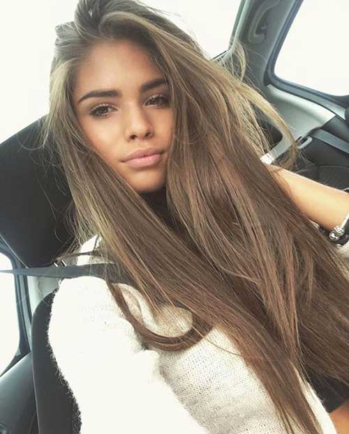 Best straight hairstyles for gorgeous looks hairstyles very long straight hairstyle urmus Images
