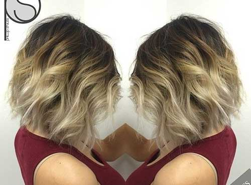 Ombre Color Hairstyles