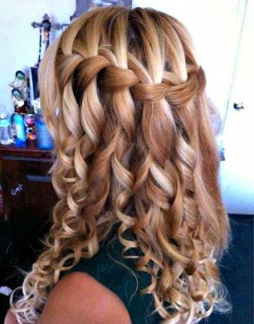 Styles of Braided Hair