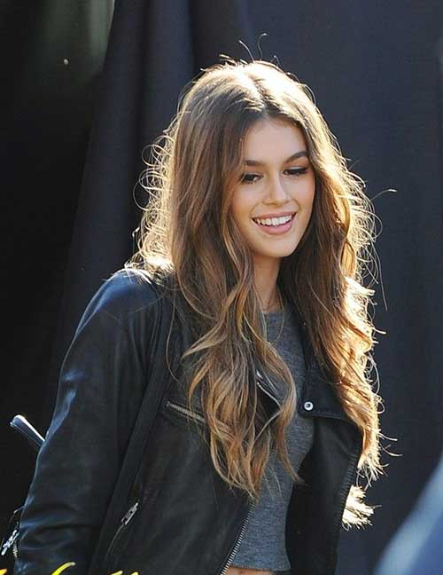 Girls Long Hair Styles-11