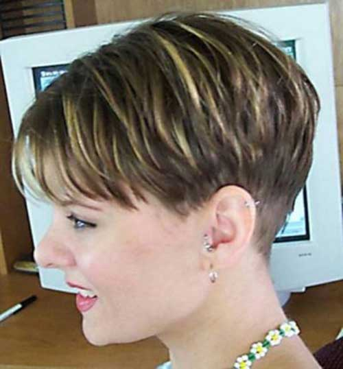 Short Hairstyles for Women-14