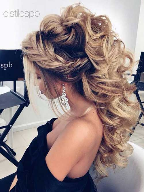 Wedding Hairstyles for Women-17