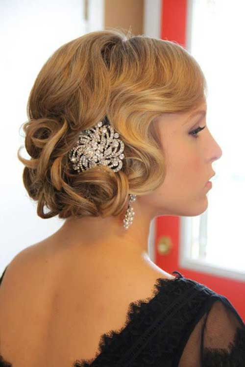 Wedding Hairstyles for Women-7