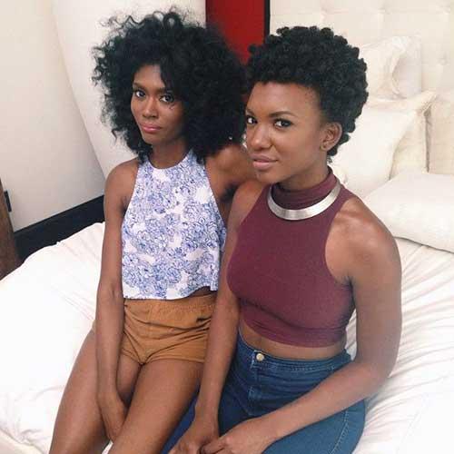 African Women Hair