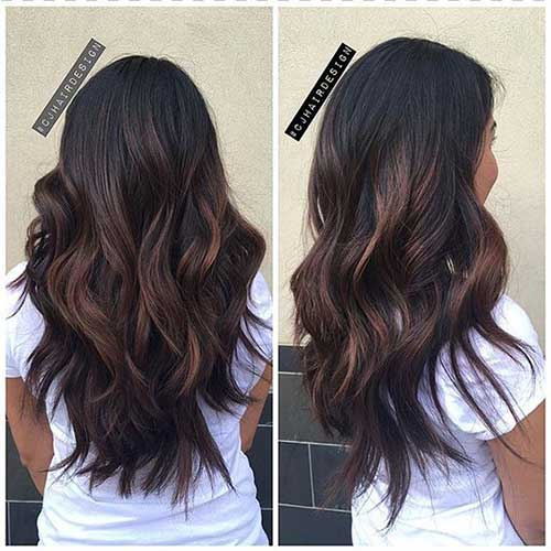 Balayage Ombre Hair Color Ideas