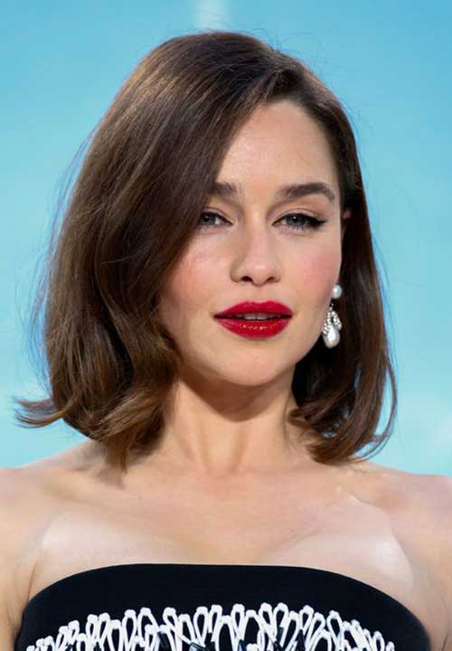 Shoulder Length Hair Celebrities