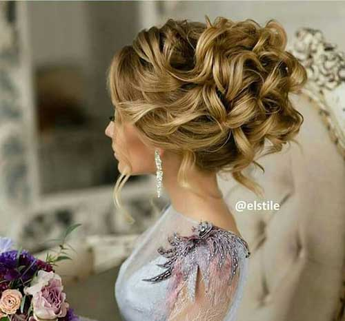 Captivating wedding hairstyles you should see hairstyles big bun wedding hairstyle for women junglespirit Image collections