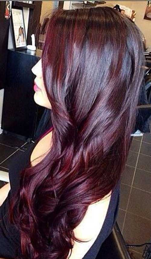 Hair Colour Ideas for Dark Hair-10