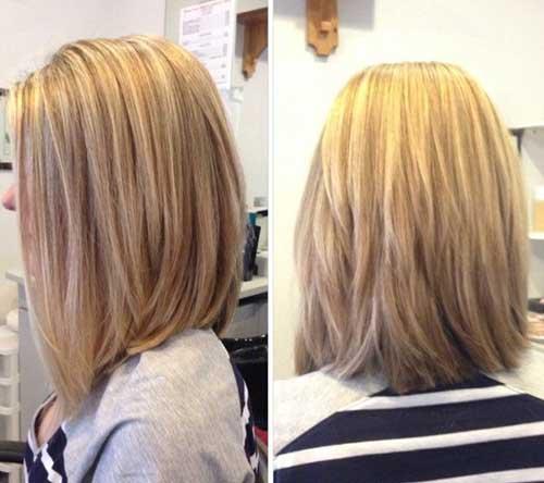 Medium Long Hair Styles-11