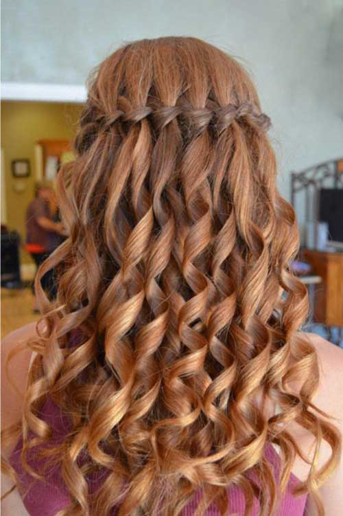 Beautiful Hairstyles Design : Beautiful hairstyles for party haircuts