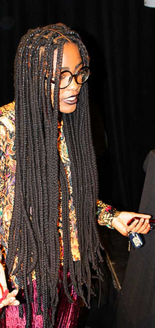 Braids for African Hair-12