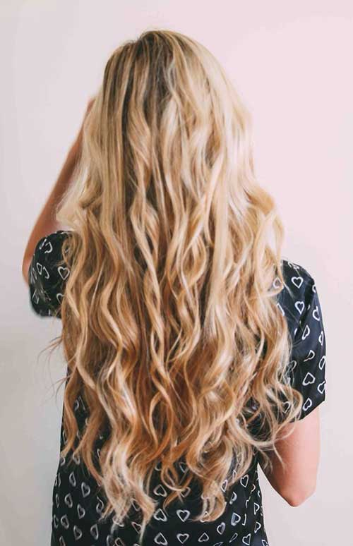 Hairstyles for Long Hair-12