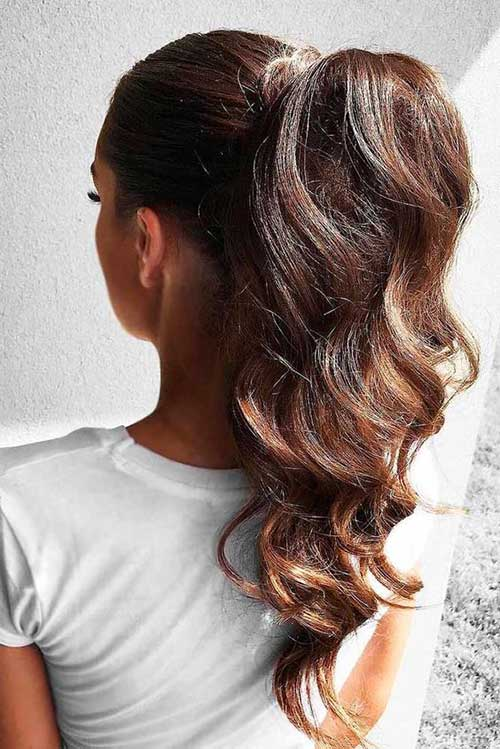 Latest Ponytail Hairdos You Will Love Hairstyles