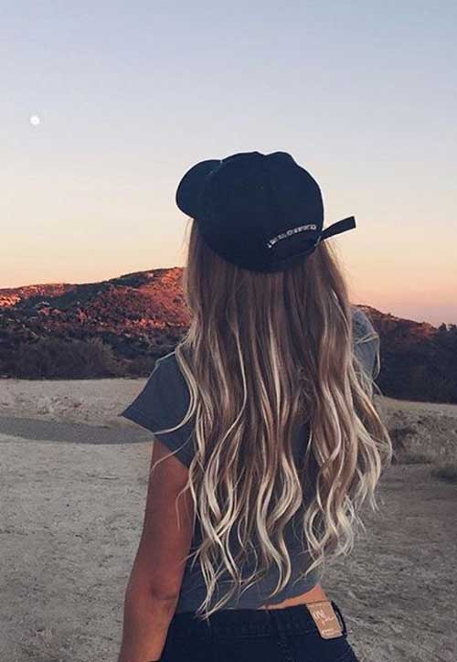 Hairstyles for Long Hair-13