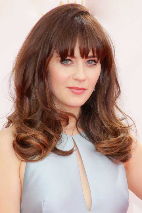 20+ Long Hairstyles With Bangs 2015 - 2016