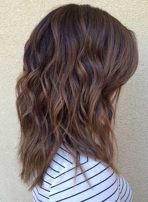 Medium Long Hair Styles-13