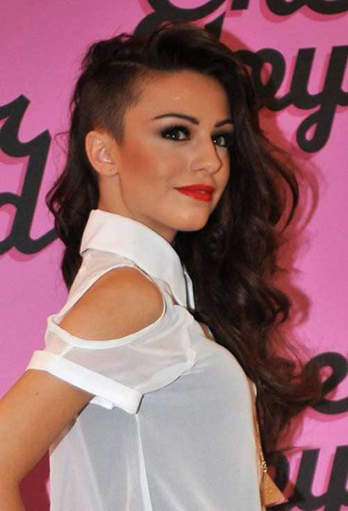 Punk Rock Hairstyles for Long Hair-13