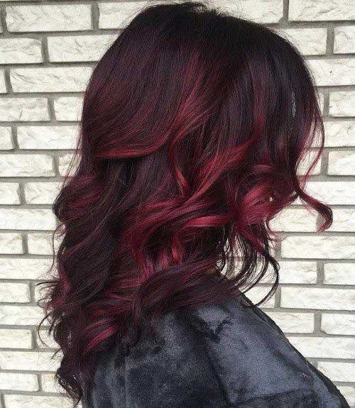 Hair Colour Ideas for Dark Hair-14