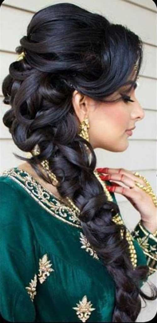20+ Beautiful Hairstyles for Party | Hairstyles & Haircuts 2016 - 2017