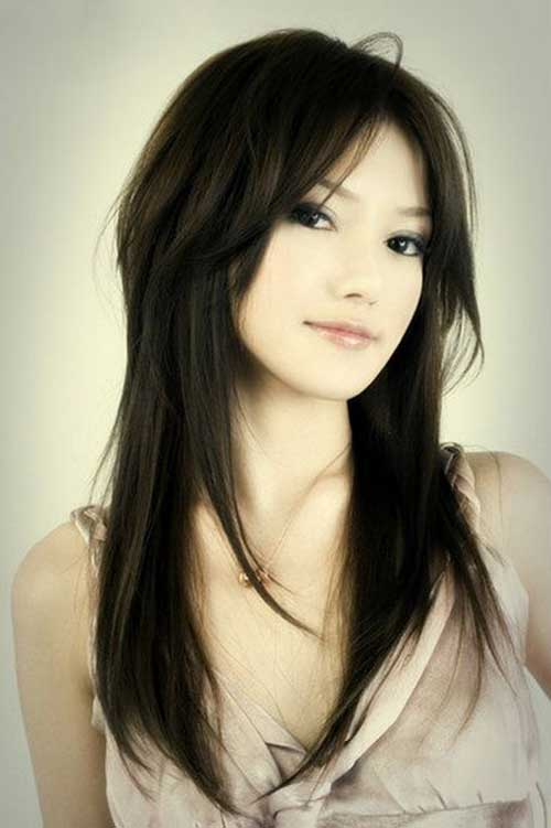 40 Best Long Layered Haircuts Hairstyles Amp Haircuts