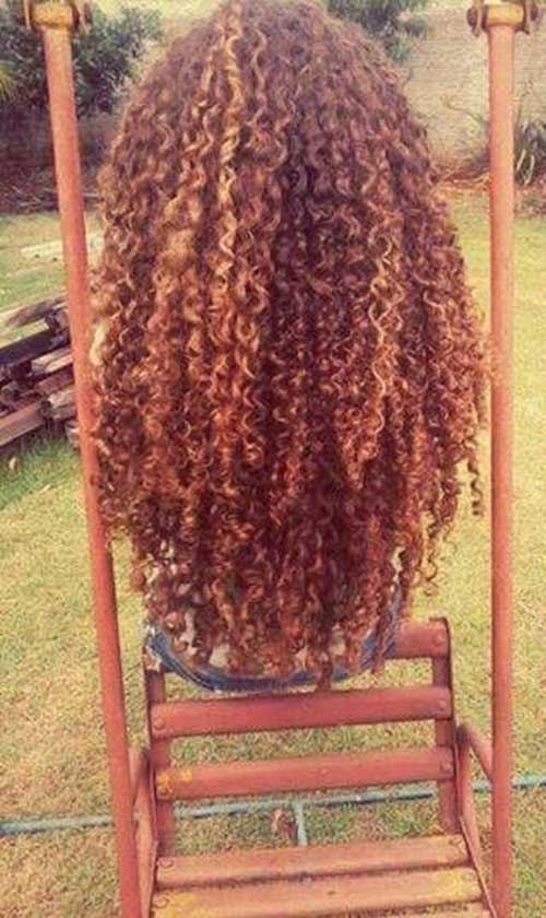 Long Natural Curly Hairstyles-17