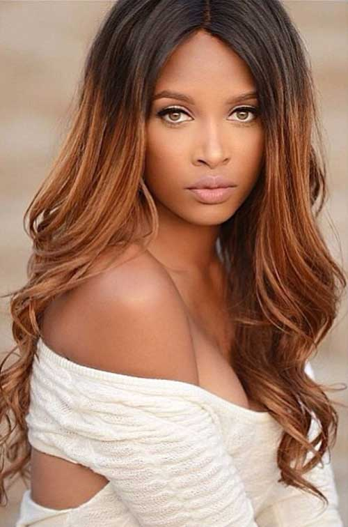 Marvelous 20 Black Women Long Hair Hairstyles Amp Haircuts 2016 2017 Short Hairstyles For Black Women Fulllsitofus
