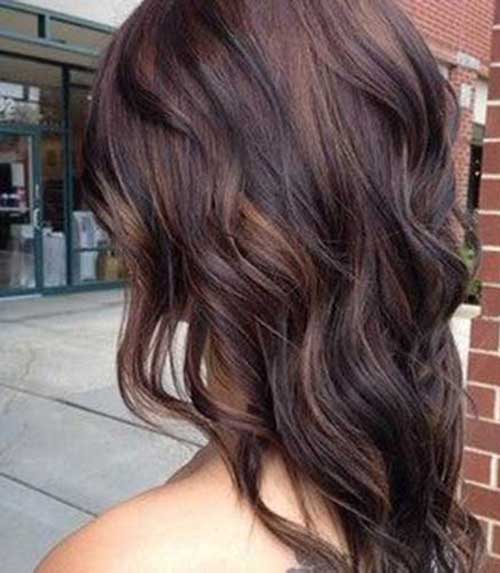 Hair Colour Ideas for Dark Hair-19