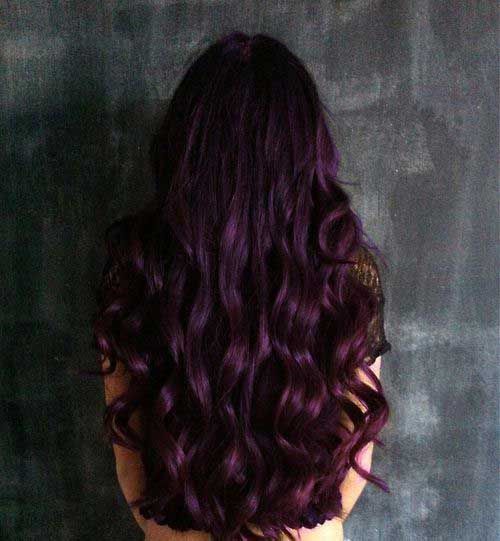 Hair Colour Ideas for Dark Hair-22