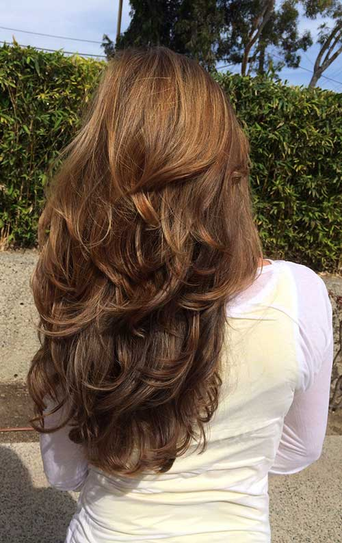 Layers Long Hair-22