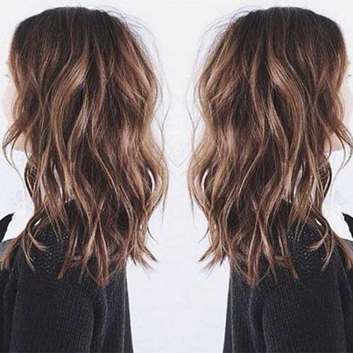 Hair Colour Ideas for Dark Hair-24