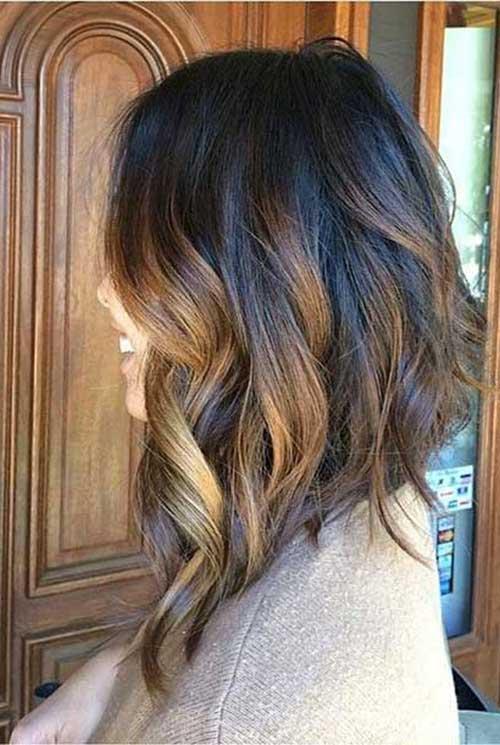 Medium Long Hair Styles-30