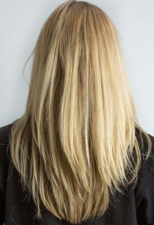 Medium Long Hair Styles-31