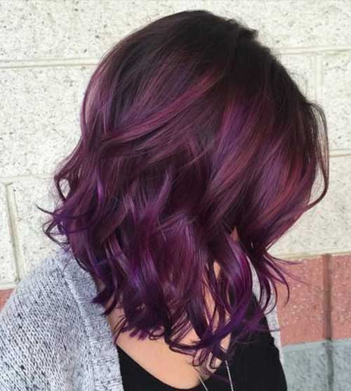 Hair Colour Ideas for Dark Hair-6