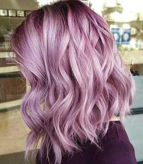 Medium Long Hair Styles-6