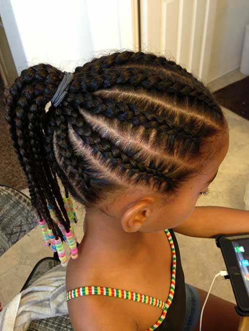 Kid Braid Hairstyles 2017 : Braids for african hair hairstyles haircuts
