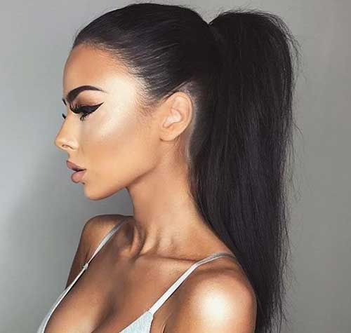 Ponytail Hairstyles-8