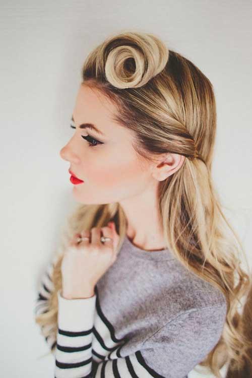 Blonde Hair Styles-9