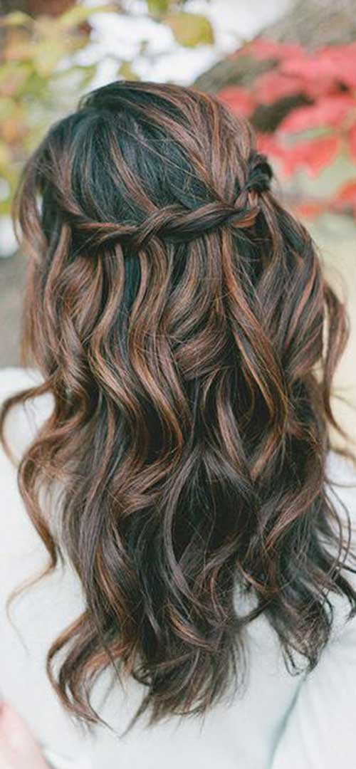 Hair Colour Ideas for Dark Hair-9
