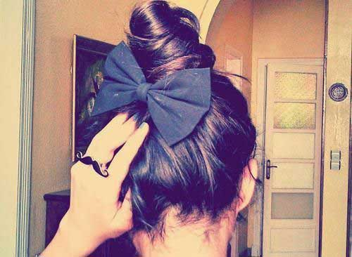 Best Hairstyles with Bows