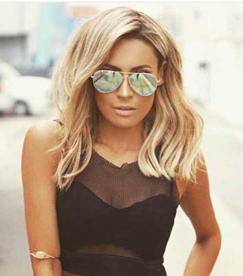 Enjoyable 35 New Medium Long Hair Styles Hairstyles Amp Haircuts 2016 2017 Short Hairstyles For Black Women Fulllsitofus