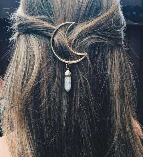 Hairdos with Accessories
