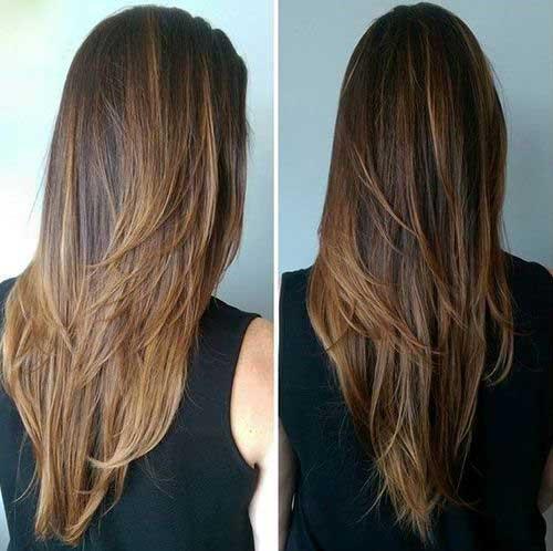 Layers Long Hair